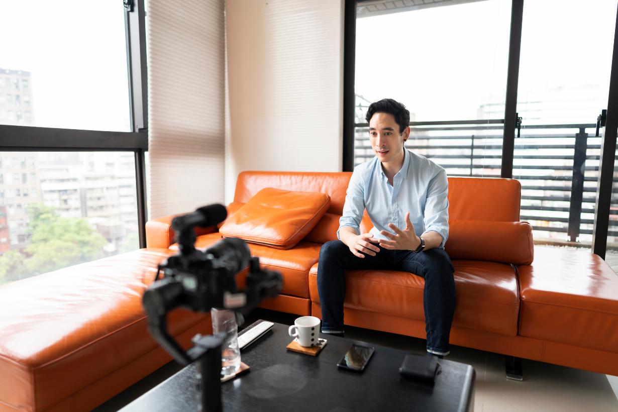 18. CEO, VidCruiter